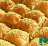 Baklava with pistachios