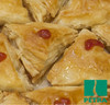 Strawberry baklava